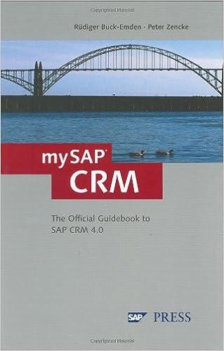 mySAP CRM