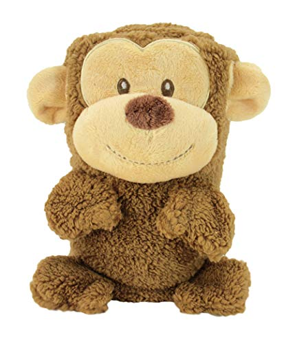 My Pet Blankie Original Ultra Soft 3-in-1-Blanket, Pillow, Plush Toy, Brown Monkey, 26