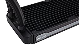 Corsair Hydro Series H100i GTX High Performance Liquid CPU Cooler CW-9060021-WW