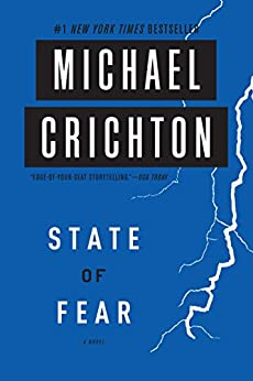 State of Fear by [Crichton, Michael]