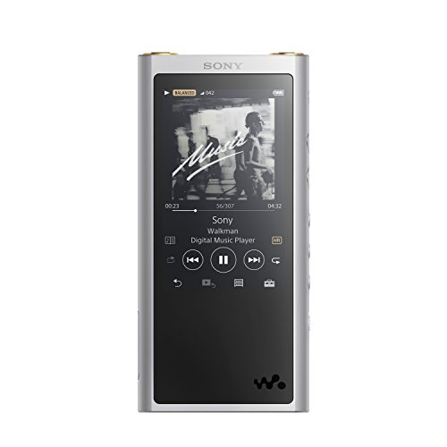 Sony NWZX300/S Walkman with High-Resolution Audio
