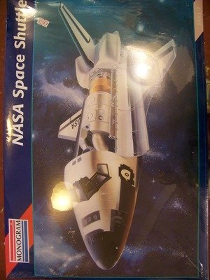Nasa Space Shuttle 1:72
