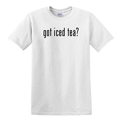 fagraphix Men's Got Iced Tea ? T-Shirt Small (Got Ice)