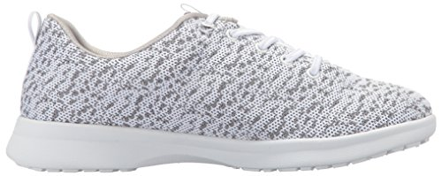 SoftWalkSampson - Sampson Damen White Knit