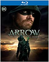 Arrow: Season Eight (BD w/o Dig) [Blu-ray]