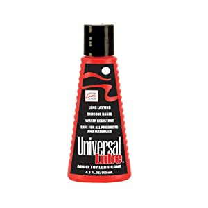 California Exotic Novelties Unversal Adult Toy Lube, 4.2-Ounce