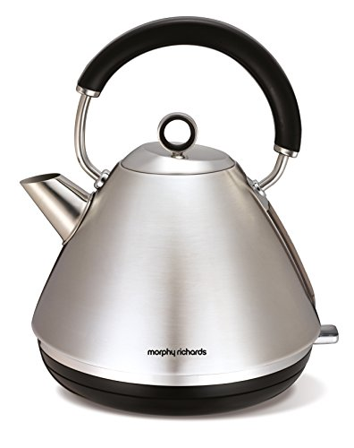 Morphy Richards Accents Traditional Kettle Brushed