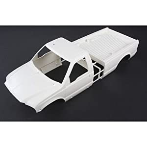 Tamiya Body, White: 58372 F350
