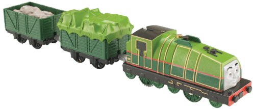 Fisher-Price-Thomas-The-Train-TrackMaster-Motorized-Gator-Engine-Tale-of-The-Brave