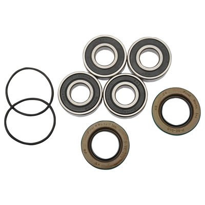 Pivot Works Front Wheel Bearing Kit for Polaris MAGNUM 325 2x4 2000-2002 by Pivot Works