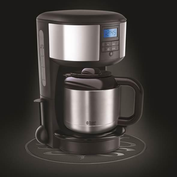 russell hobbs cafeti re isotherme chester technologie de douchette avanc e isotherme 1 l. Black Bedroom Furniture Sets. Home Design Ideas