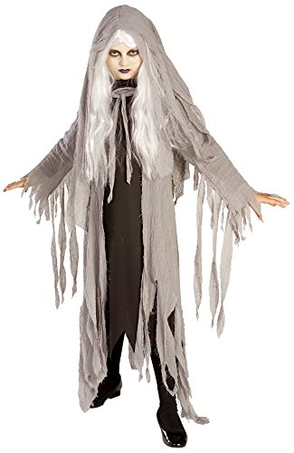 Rubie's Midnight Spirit Child's Costume, Large (Scary Woman Halloween Costume)