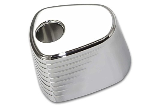 Bagger Brothers HD-IC-RH-18-C Chrome Ignition Cover for 2007 - 2013 Harley-Davidson Touring models