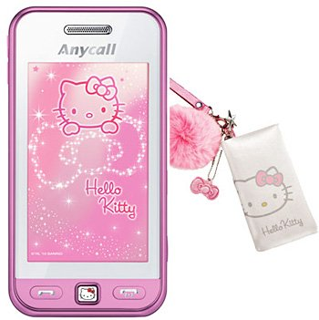 8202298f2 Samsung S5230 Hello Kitty Pink Unlocked GSM QuadBand Cell Phone - Buy  Online in UAE. | Wireless Products in the UAE - See Prices, Reviews and  Free Delivery ...