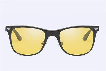 XIYANG Gafas de Sol, HD Gafas de conducción Nocturna Antideslumbramiento Gafas de Sol Deportivas polarizadas