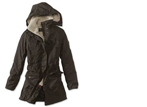 Barbour Bleaklow Women's Waxed-Cotton Jacket - Olive (6)