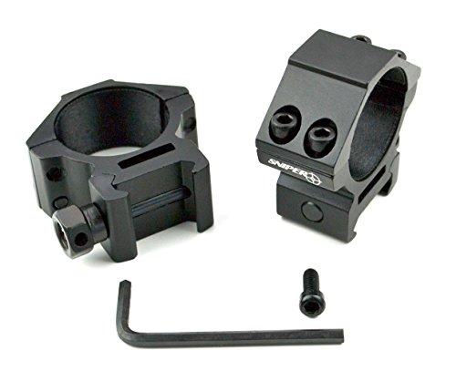 Profile Scope Rings (UTG 30mm/2PCs Low Profile Picatinny/Weaver)
