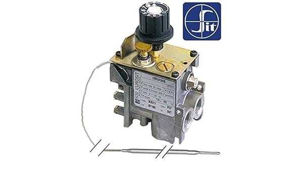 630 eurosit freidora de gas Válvula de control de la temperatura Termostato 110 - 190oc 0630334: Amazon.es: Hogar
