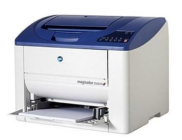 Konica-Minolta Magicolor 2500W - Impresora láser Color (20 ppm, A4 ...