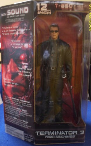 McFarlane Toys 12 Inch Deluxe Action Figure with Sound T850