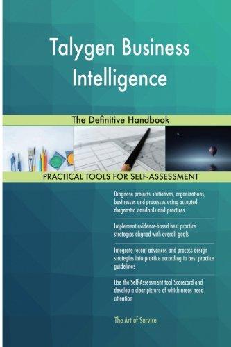 Read Online Talygen Business Intelligence: The Definitive Handbook pdf epub