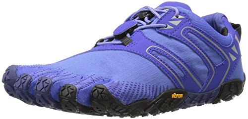 Vibram Women's V Trail Runner, Purple/black, 40 EU/8.5-9 M US