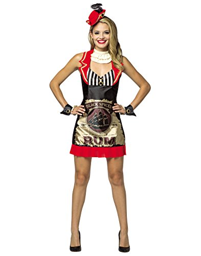 Coke Bottle Costumes For Kids (Rasta Imposta Rum Dress for Women)