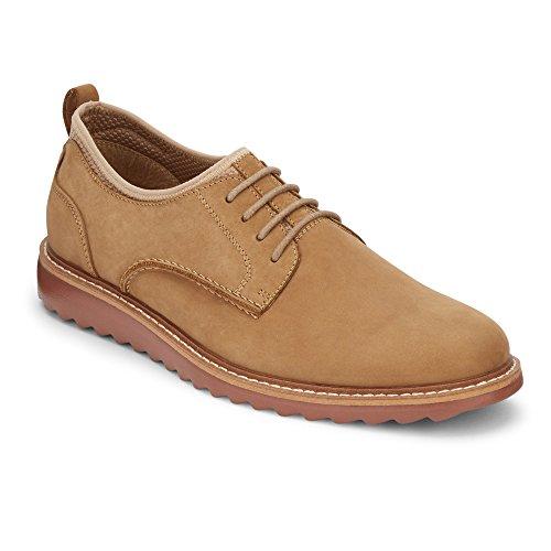 G.H. Bass & Co. Men's Dirty Buck 2.0 Plain Toe Leather Dirty Buck Nubuck 10.5 D ()