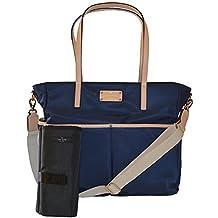 Kate Spade Diaper Bag New York Kennedy Park Honey Nylon Baby Bag