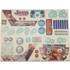 frozen jeep power wheels - 4
