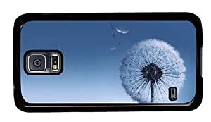 Hipster most protective Samsung Galaxy S5 Case Galaxy s3 Dandelion PC Black for Samsung S5