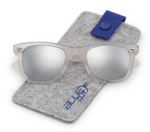 Stylish Unisex Oversize Polarized Sunglasses UV400