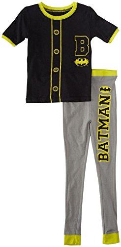 Intimo Little Boys' Batman Baseball Pant Set at Gotham City Store
