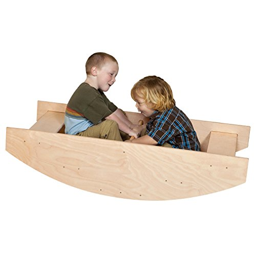 Wood Designs WD12000 Rock-A-Boat Play (Boats Rock)