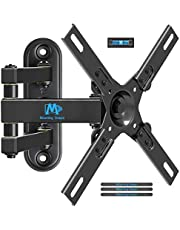 Mounting Dream TV Wall Bracket Monitor Mount with Full Motion Articulating Arm for most 17-39 Inches LED, LCD TV, Mount up to VESA 200x200mm and 33 LBS, with Tilt and Swivel MD2463-L