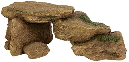 Trixie 8864 Rock Formation Aquarium Decoration 15 cm EFNT4
