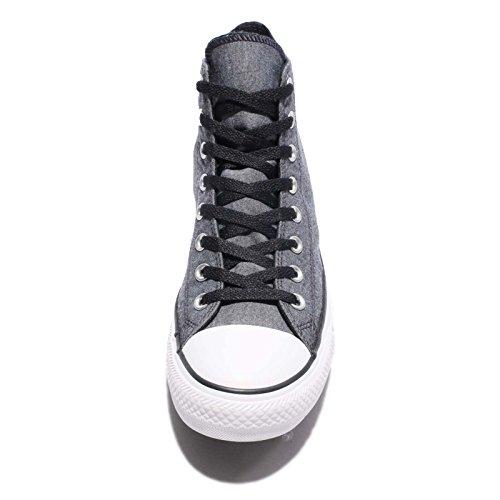 Converse Chambray - Zapatillas Unisex adulto negro