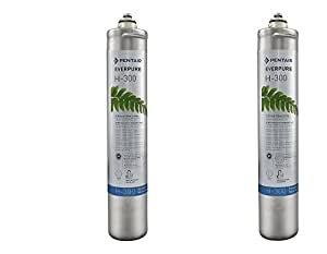 Everpure H-300 Water Filter Replacement Cartridge (EV9270-72 or EV9270-71) (Pack of 2)
