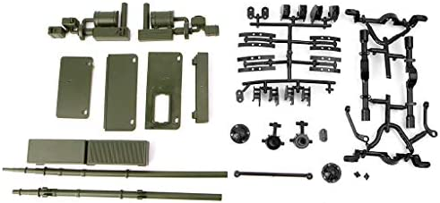 ★ WPL B36 1:16 RC auto 2.4G 6WD camion militare Rock Crawler Comunicazione veicolo kit fai da te giocattoli per ragazzi