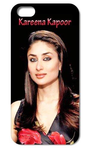 Indian Popular Star Kareena Kapoor Hard Back Cover Case For iphone 4 4S