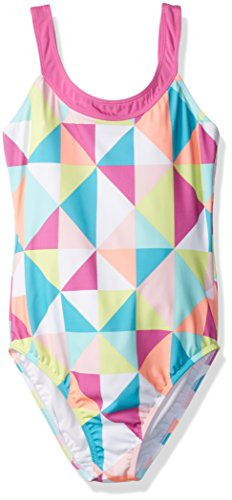 Crazy 8 Big Girls One-Piece Printed Swimsuit