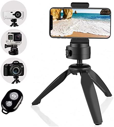 UBeesize Tabletop Compatible Smartphones Webcams
