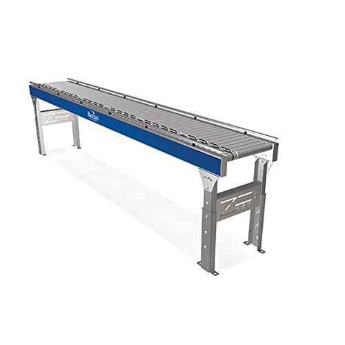 Bastian-Solutions-RLVDC-10-24-3-ZiPline-Live-Roller-Conveyor-DC-Motor-Driven-10-Length-x-24-Width