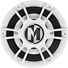 "Memphis Audio MXA12D4 12"" 400 Watts Sub Woofer Dual 4 Ohm Marine White Boat Subwoofer"