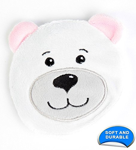 Spa Comforts Mommy's Kisses, Reusable Childrens Hot and Cold Pack, Bear