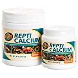 Small Animal Supplies Repti Calcium Without D3 12Oz