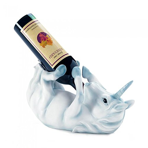 Multicolor Dragon Crest 10018130 Unicorn Wine Bottle Holder