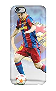 Special Design Back Lionel Messi In Fifa 2014 Facts Phone Case Cover For iphone 5 5s