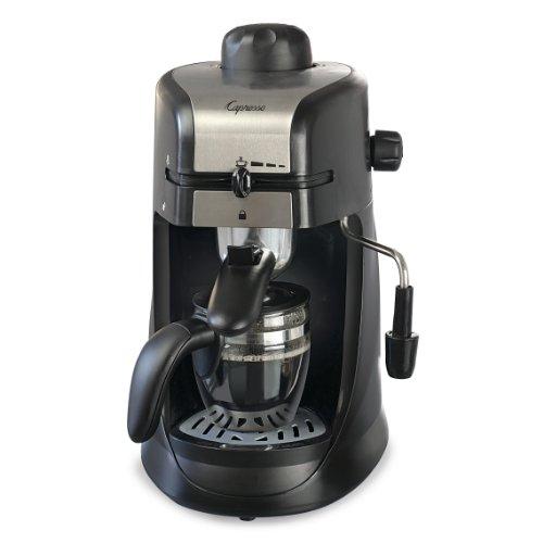 Capresso Steam Pro Espresso and Cappuccino Machine by Capresso
