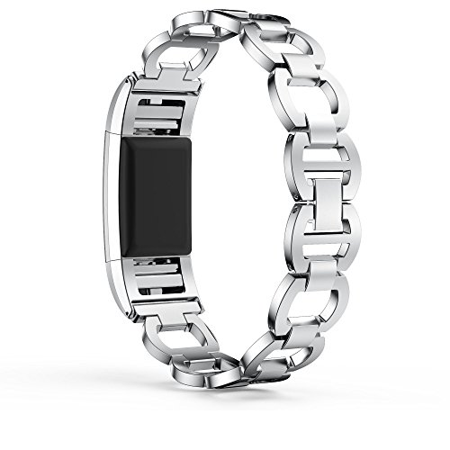 ANCOOL for Fitbit Charge 2 Accessories C - Custom Metal Shopping Results